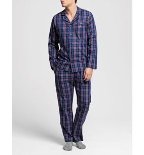 Pyjamas Set Tartan Check