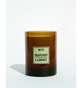Scented Candle Grapefruit 260g