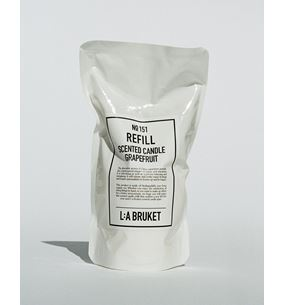 Refill Scented Candle Grapefruit 260g
