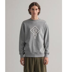WOMENS DAY C-NECK SWEATER