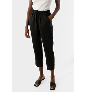 Bente Trousers Black