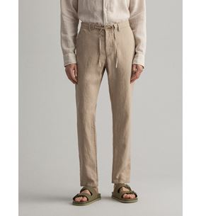 RELAXED LINEN DS PANTS