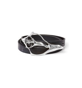 Shell Belt Black