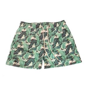 Banana Leaf Swim Shorts