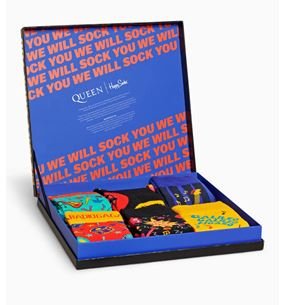 Queen 6-pack Gift Box