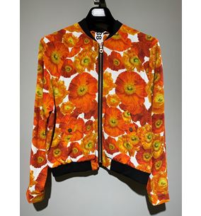 Jacket Hapy Poppy Print