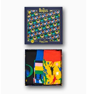 Beatles Gift Box 3-pack