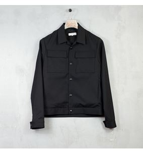 Tailored Shirt Jacket