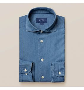 Indigo Shirt Slim